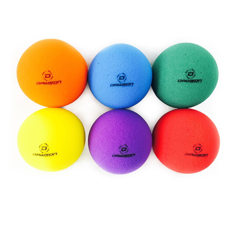 Dawson Sports Soft Foam Ball (Set of 6)