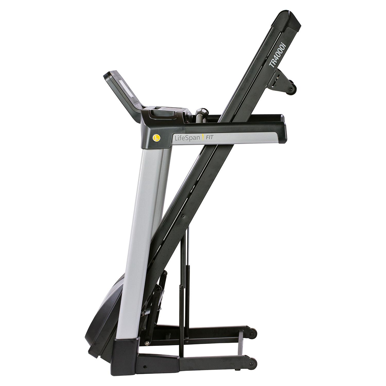 LifeSpan TR4000i Home Use Treadmill