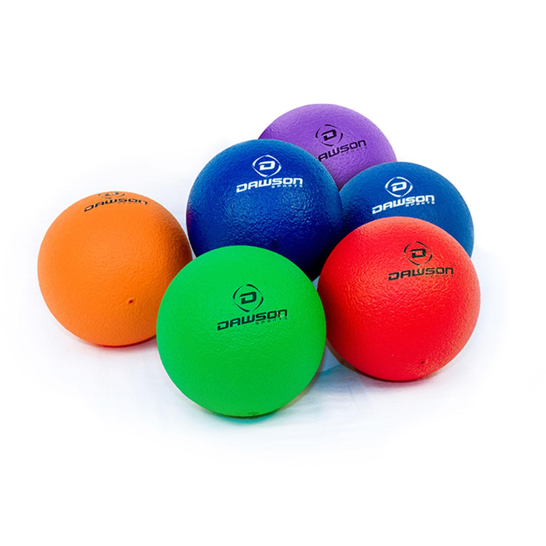 Dawson Sports Dodgeball (Set of 6)