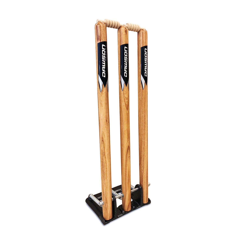 Dawson Sports Wooden Spring Stump Set