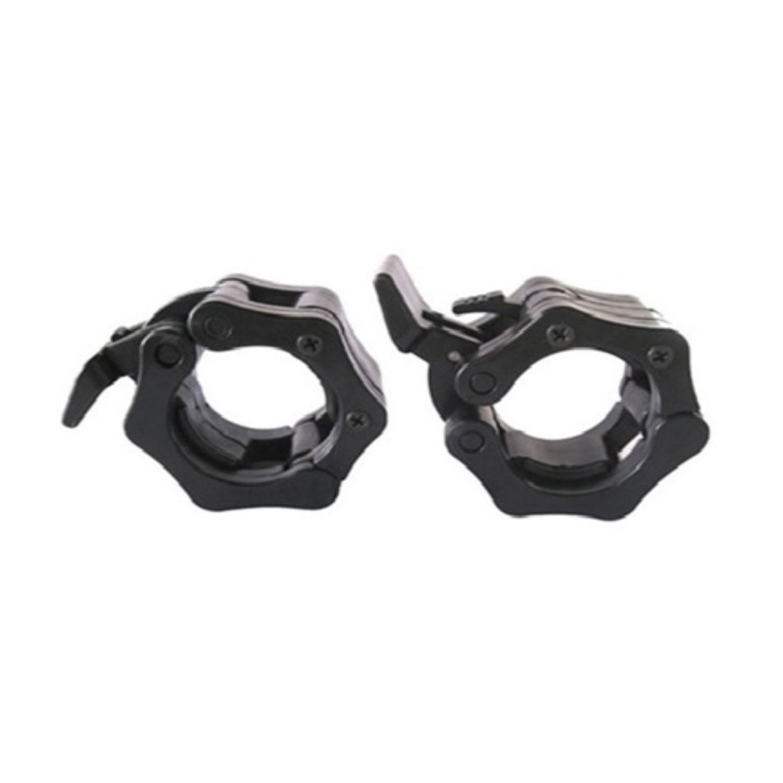 Facile Black Olympic Collar For Olynpic Bar 180G