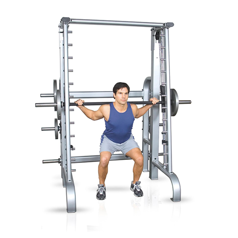 Inflight Fitness 5003 Smith Machine - COUNTER BALANCED