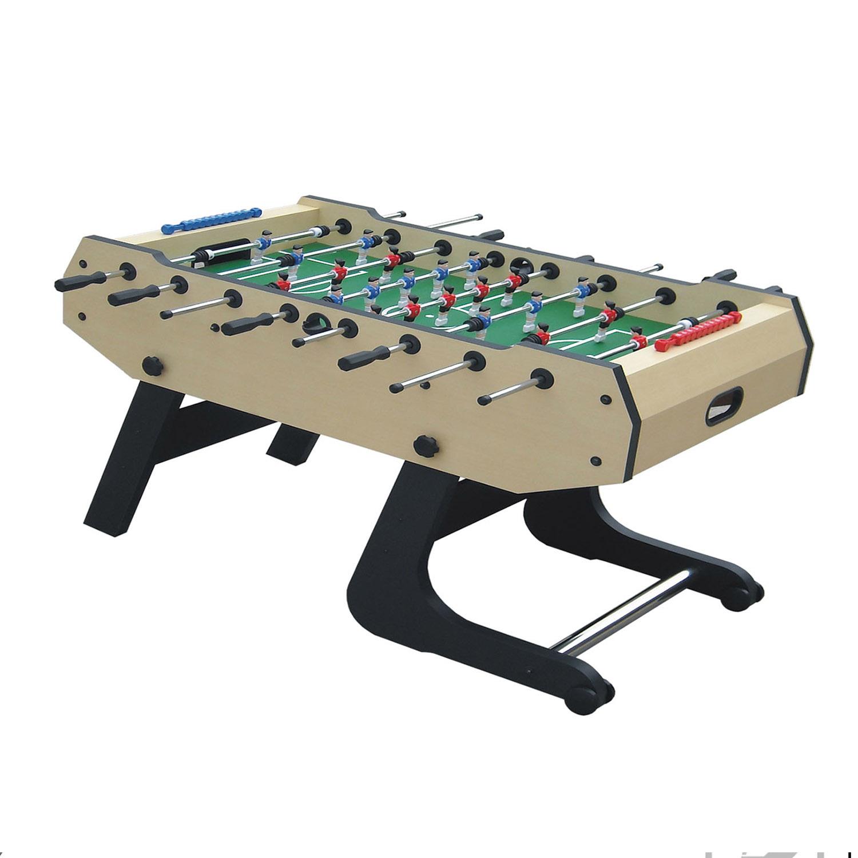 Knightshot Foosball Table 147.5 X 75 X 91Cm   55Kgs