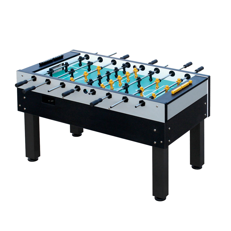 Knightshot Foosball Table Advance Mdf 144 X 75.6 X 90Cm | 108Kgs
