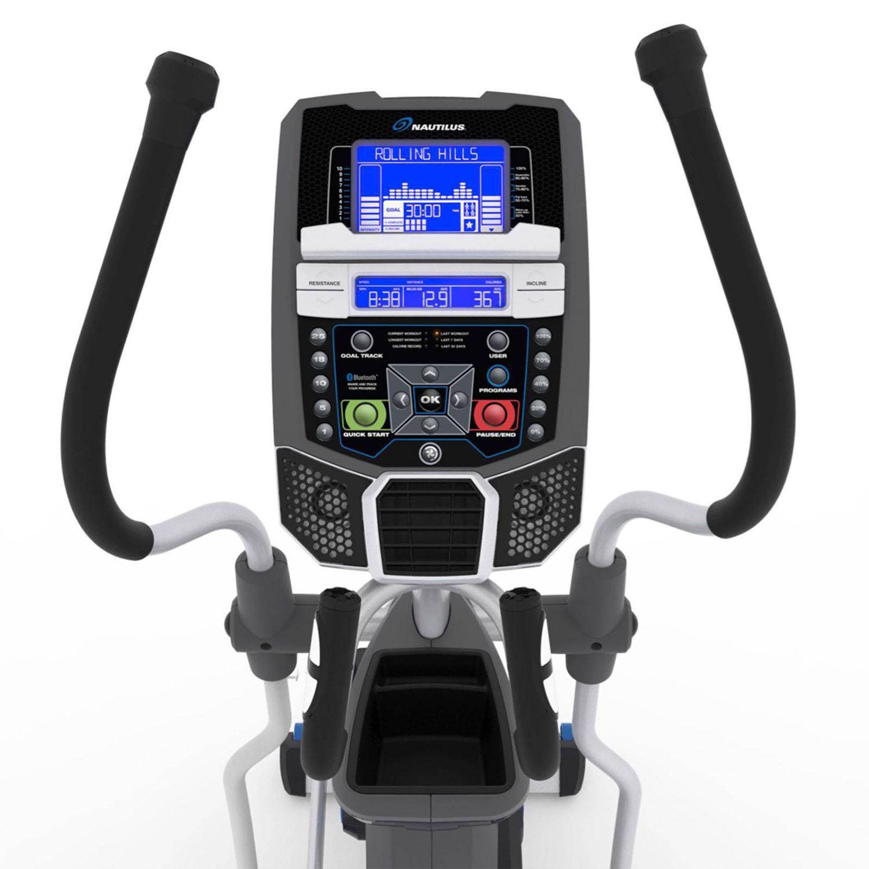 Nautilus E626 Elliptical Trainer