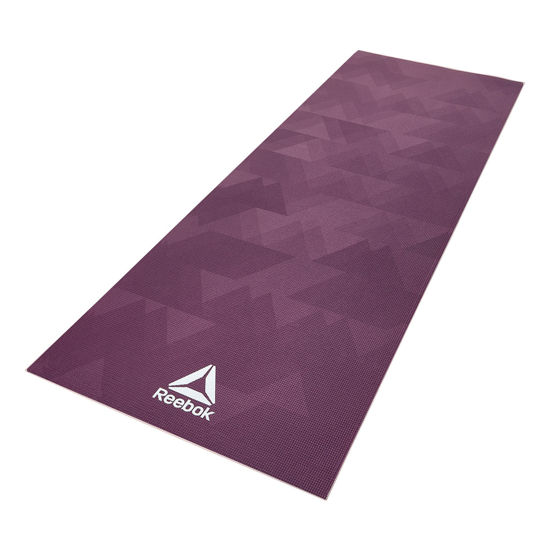 Reebok Fitness Yoga Mat - 4mm - Geometric