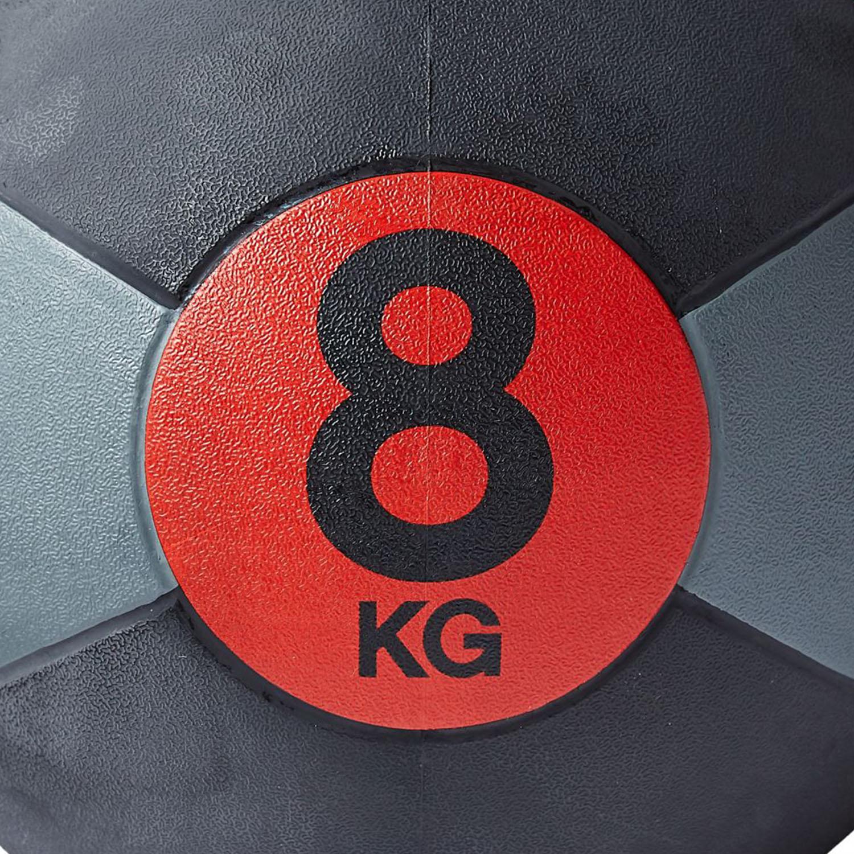 Reebok Fitness Double Grip Medicine Ball 8Kg