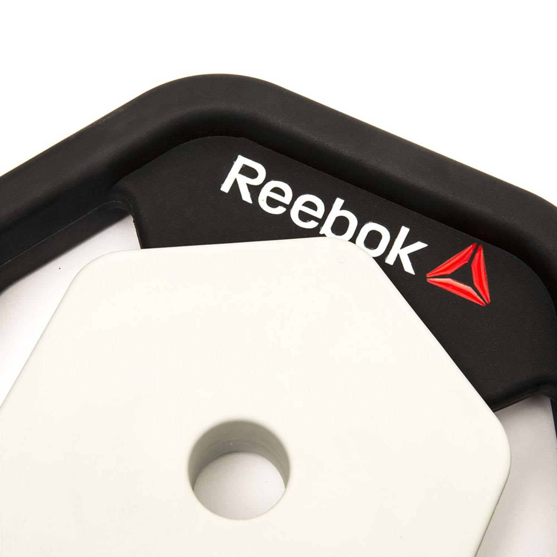 Reebok Fitness Rep Discs 2 X 10Kg