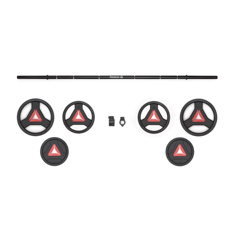 Reebok Fitness Weight Plates-2 X 2.5Kg-5.5Lb