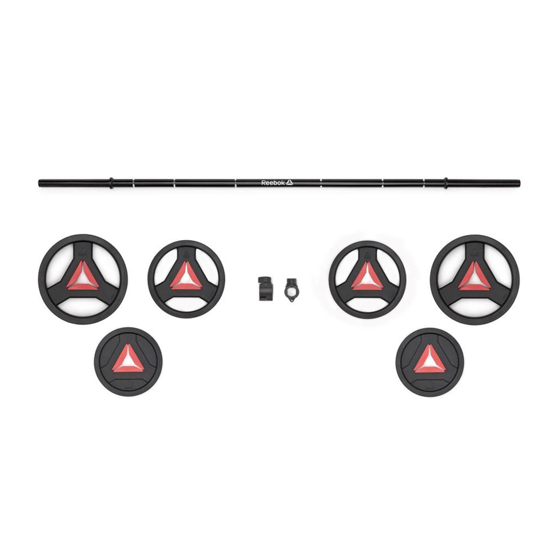 Reebok Fitness Weight Plates-2 X 5Kg-11Lb