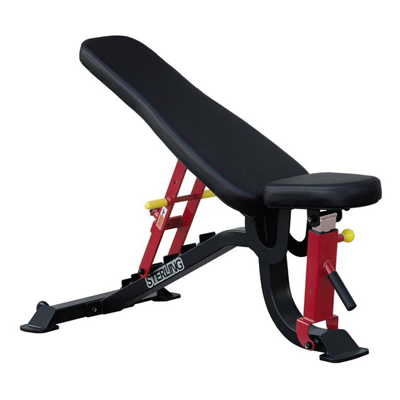 Impulse Fitness FID Bench