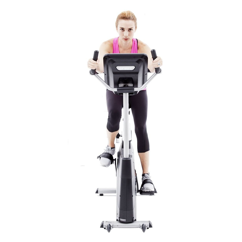 Spirit Fitness XBU55 Upright Bike