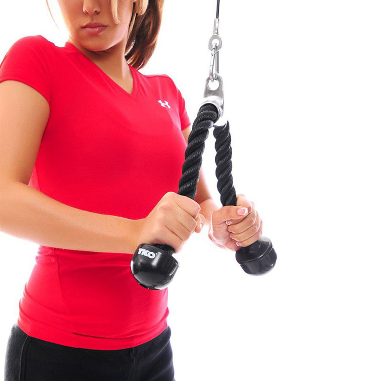 TKO 24Inch Triceps Rope