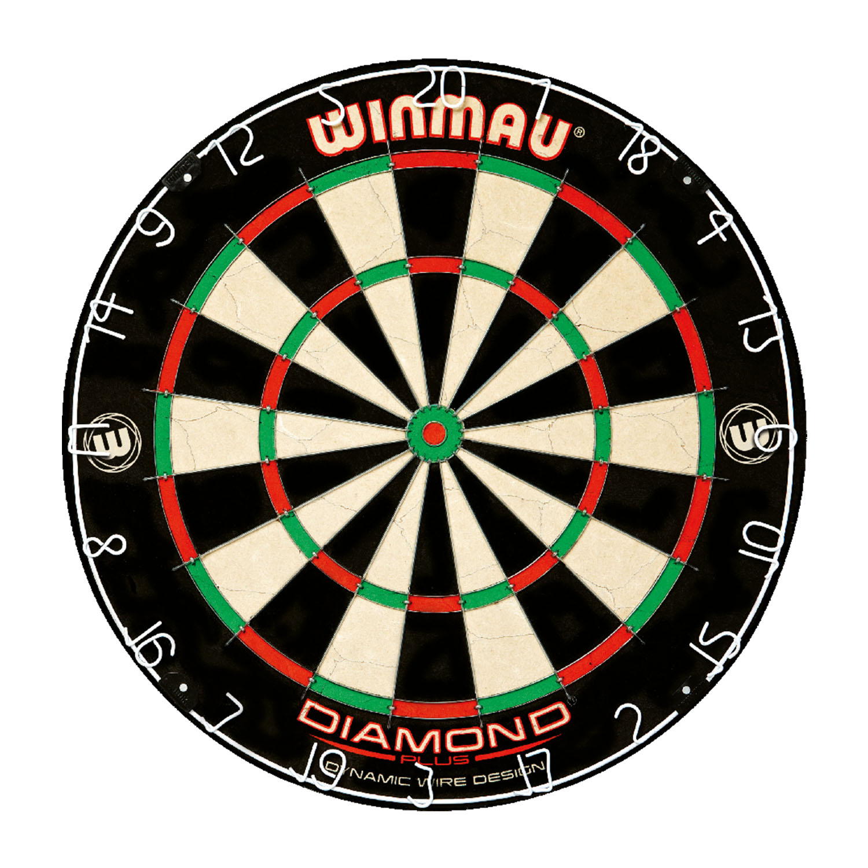 Winmau Diamond Plus Dartboard - Kenya