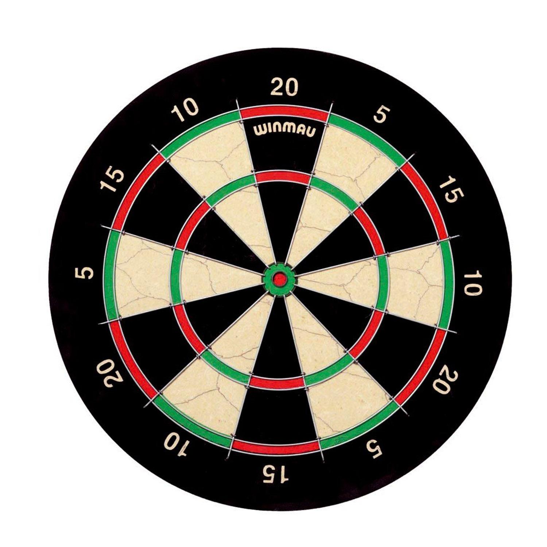 Winmau Ipswich 5'S Bristle Dartboard 3030 (Wide)