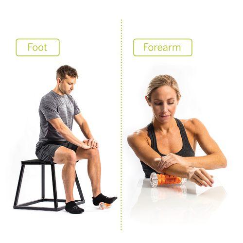 Trigger Point NANO Foot Roller Massager