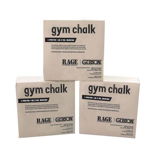Rage Gym Block Chalk - 2 Oz