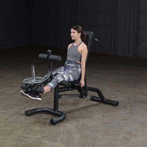 Body Solid FID46 PowerLift Adjustable Bench