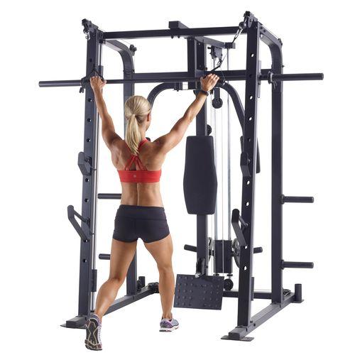 Weider Pro 8500 Smith Machine multi gym