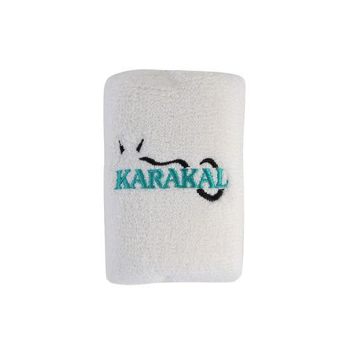 Karakal Wrist Band White Karakal Jumbo