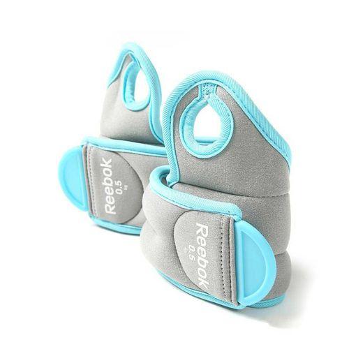 Reebok Fitness Wrist Weights - 0.5Kg