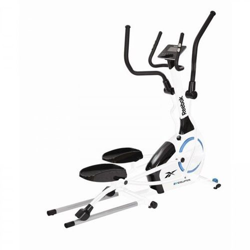 Reebok Fitness ZR10F Elliptical Cross Trainer - White   Blue