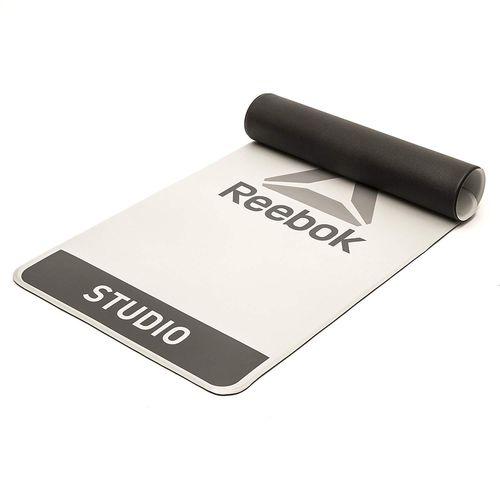 Reebok Fitness Studio Mat - Light Grey| Black