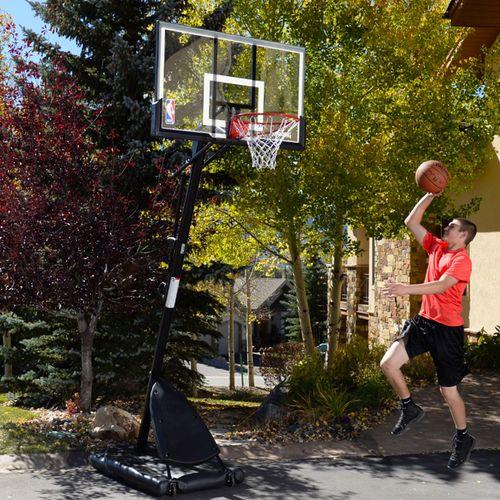 Spalding NBA Gold 54Inch Basketball System