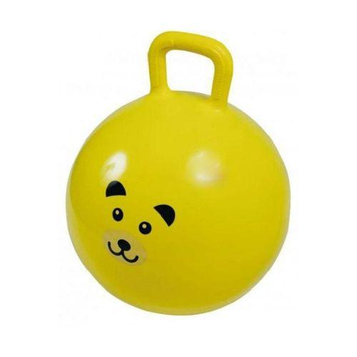 Body Sculpture Jump Ball 17.7 Inch - Yellow