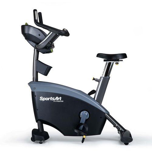 SportsArt C575U Upright Bike