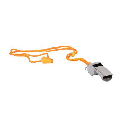 Facile Sports Whistle - Silver