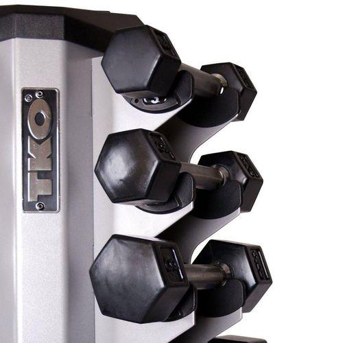 TKO 826VDR8 Vertical Dumbbell Rack