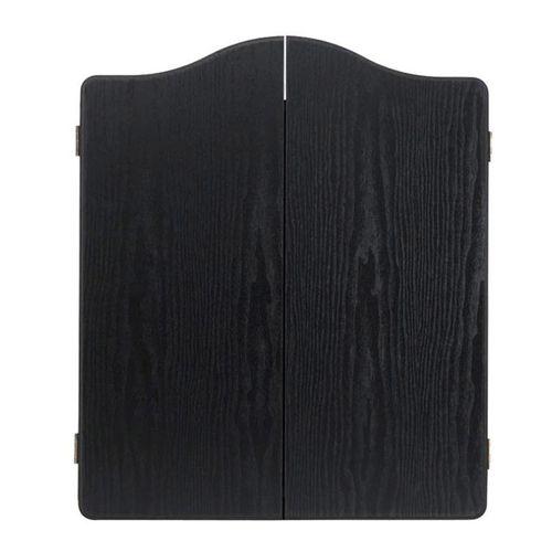 Winmau Plain Classic Dartboard Cabinet - Black