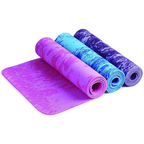 Winmax PER 8mm Yoga Mat - Blue